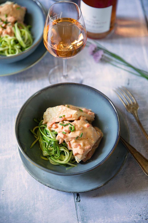 Poulet au mascarpone sans cookeo, recette facile et rapide