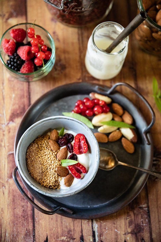 Mon petit déjeuner keto, recette et valeurs nutritionnelles