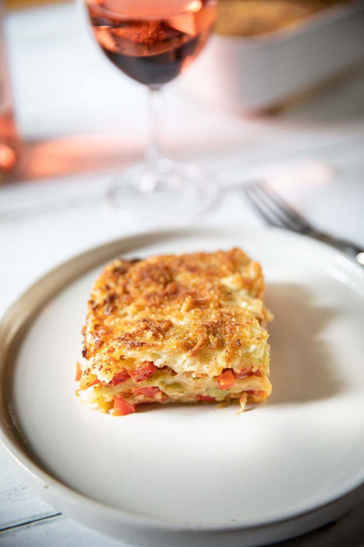 Lasagnes de ravioles du Dauphiné, recette express
