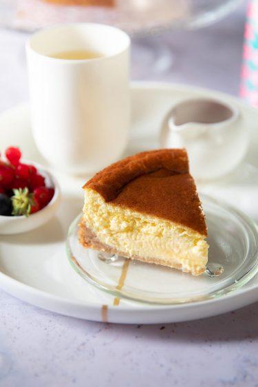 Recette de cheesecake newyorkais