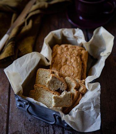Ma recette de pain complet keto