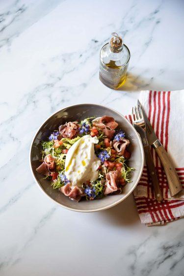 Ma recette simple de salade à l'italienne et comment choisir les produits italiens