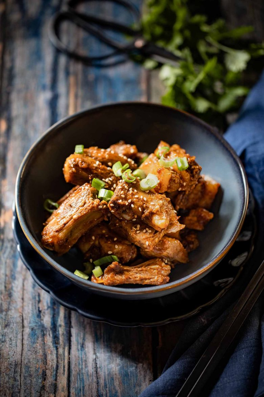 Ma recette de ribs à la chinoise et aux épices
