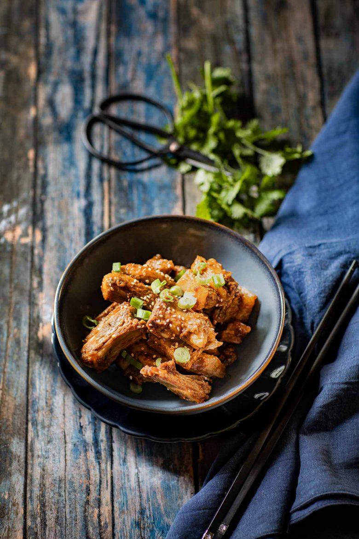 Ma recette de ribs à la chinoise
