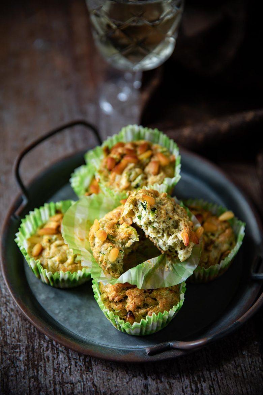 Ma recette de muffins aux courgettes sans lait