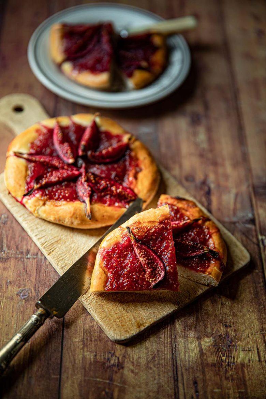 Ma recette de tarte aux figues à la cannelle