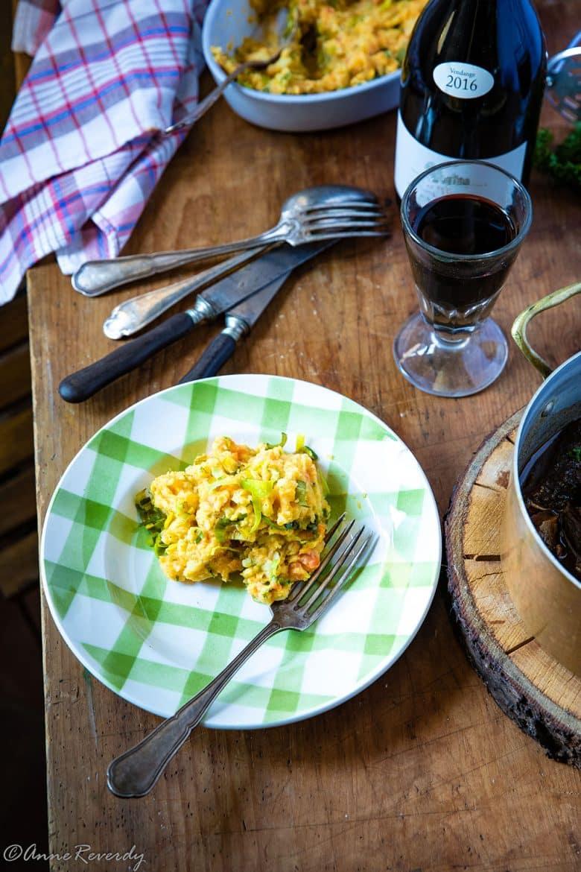 ma recette de stoemp, cette purée bruxelloise aux légumes