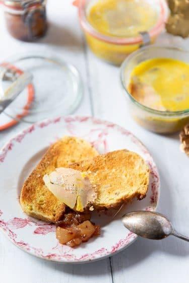 Ma recette facile et rapide de foie gras mi-cuit au four