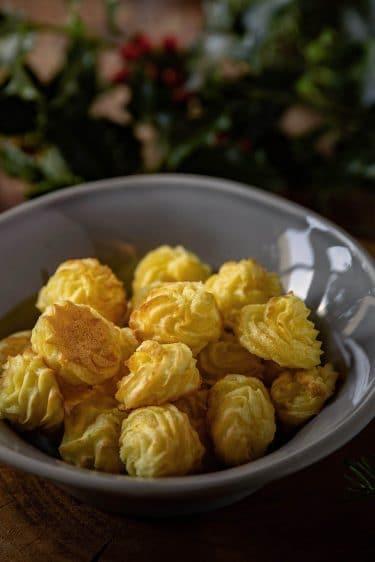 La recette facile des pommes Dauphine