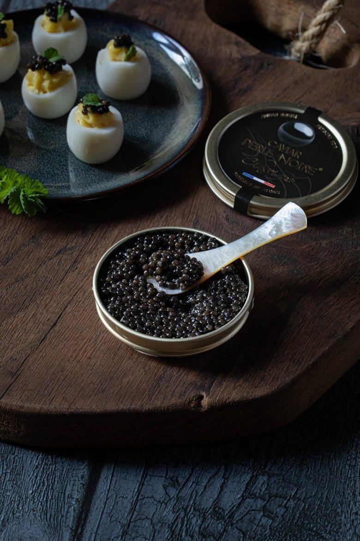 Caviar Le Classique de Perle Noire, caviar du Périgord Noir