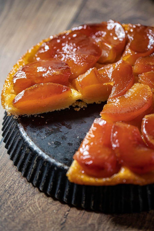 Ma recette de tarte Tatin aux pommes confites et fondantes