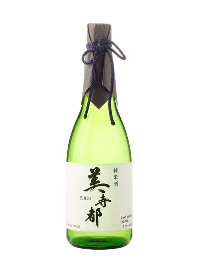 Saké Bijito junmai de la brasserie Kizakura