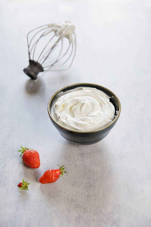 La recette traditionnelle de la crème Chantilly, mes 5 astuces pour réussir la Chantilly