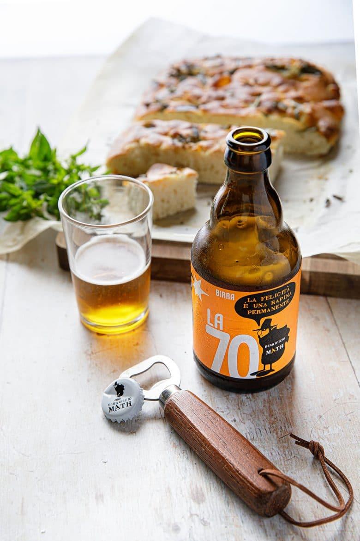 La bière italienne Birra Marth La 70