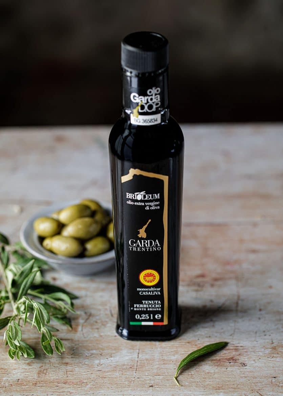 Brioleum, DOP Garda, huile d'olive italienne