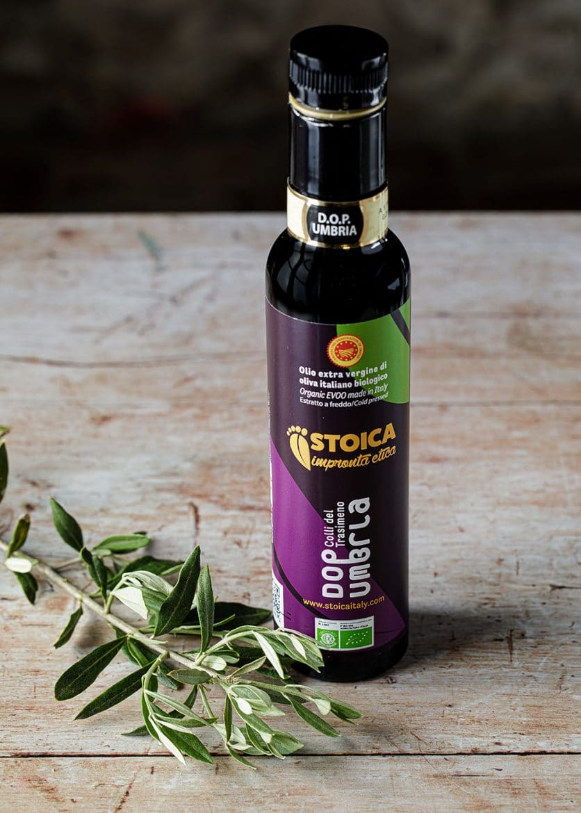 Huile d'olive Italienne Stoica DOP Umbria