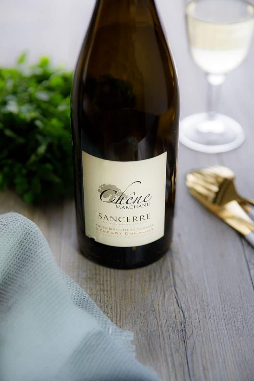 Sancerre blanc cuvée Chêne Marchand, Domaine Reverdy Ducroux