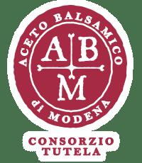 Estampille ou logo du Consortium du Vinaigre Balsamique de Modène IGP